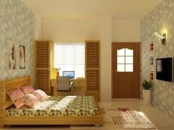 Bộ phòng ngủ người lớn gỗ sồi  BNL- 12