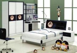 Bộ phòng ngủ trẻ em BTE-01