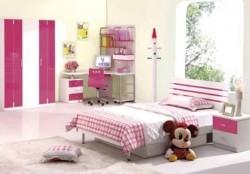 Bộ phòng ngủ trẻ em BTE-02
