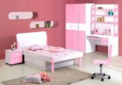 Bộ phòng ngủ trẻ em BTE-04