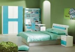 Bộ phòng ngủ trẻ em BTE-05