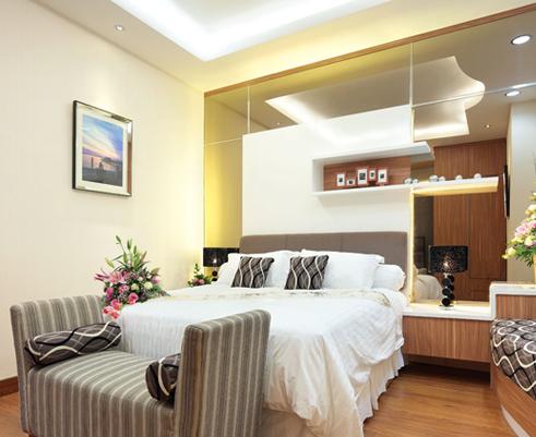 Công trình nội thất khách sạn Long Phát Minh Khai Quận 1