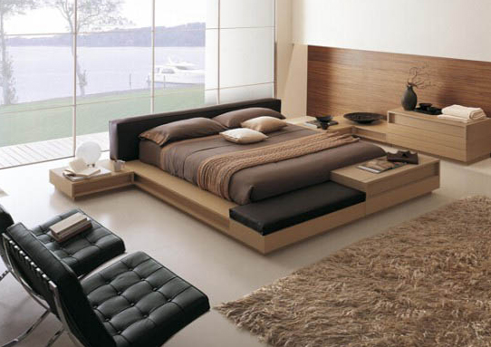 Giường ngủ GN-012