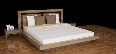 Giường ngủ GN-08