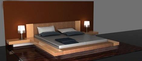 Giường ngủ GN-09