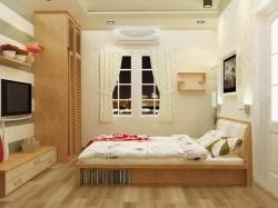 Phòng ngủ và những vấn đề về phong thủy khi đặt tủ quần áo