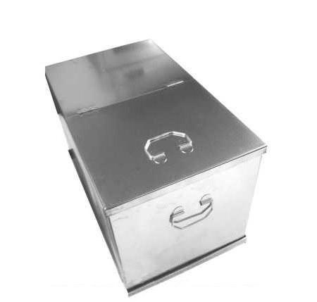 Thùng gạo âm tủ inox 304 TGA-01