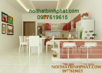 Tủ bếp acrylic TBA-01