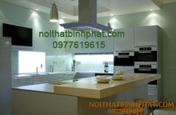 Tủ bếp acrylic TBA-04