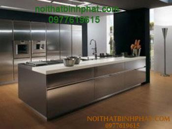 Tủ bếp acrylic TBA-05