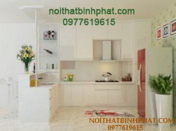 Tủ bếp laminate TBL-01