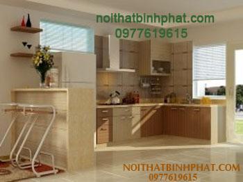 Tủ bếp laminate TBL-03