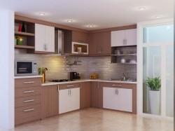 Tủ bếp MFC TBM-02